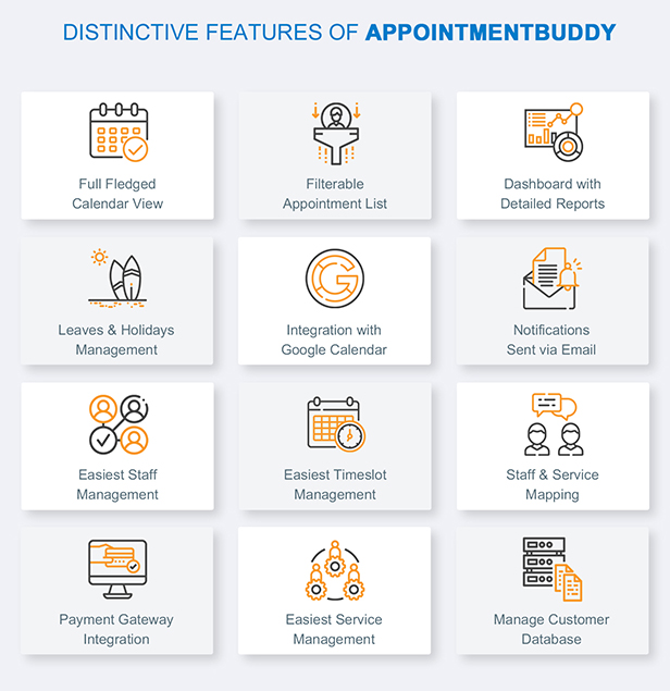 Appointment Buddy - Online Appointment Booking WP Plugin - 2