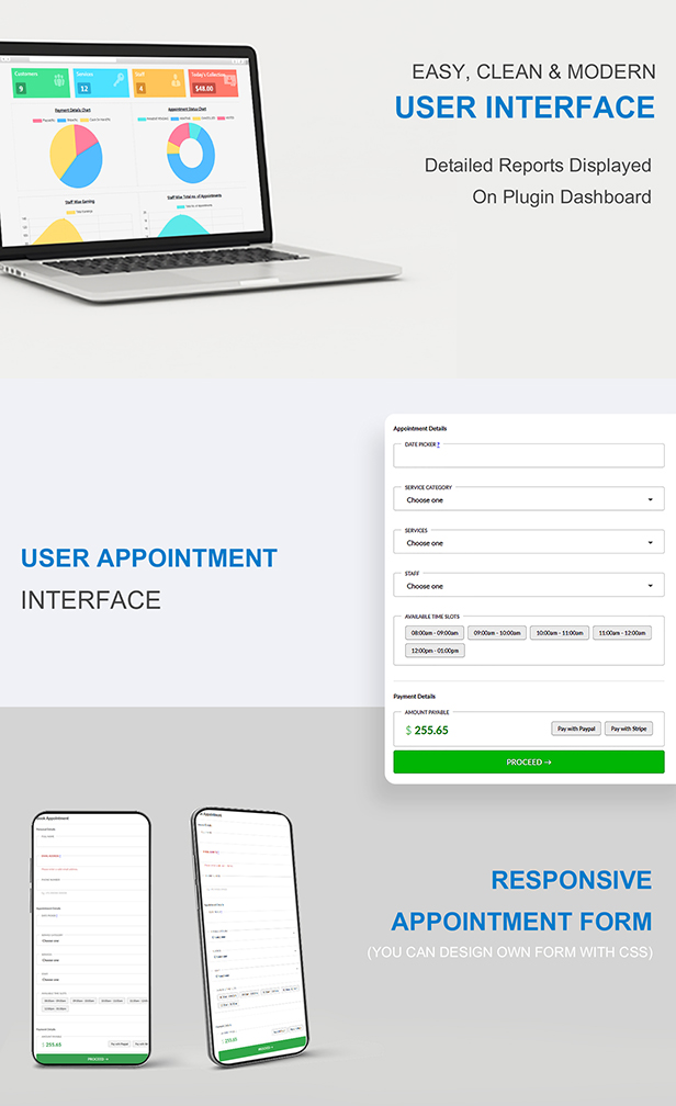 Appointment Buddy - Online Appointment Booking WP Plugin - 5