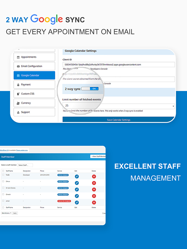 Appointment Buddy - Online Appointment Booking WP Plugin - 7